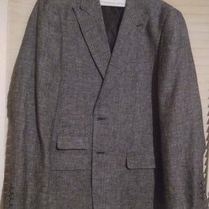 Apollo King Linen Suit